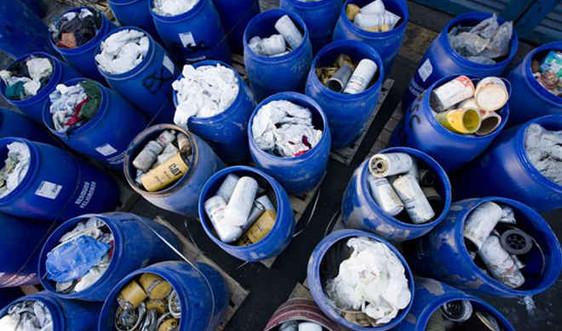TP.HCM: Nhiều sức ép trong quản lý chất thải nguy hại