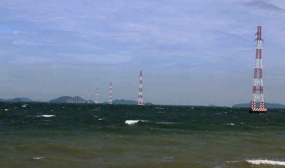 Đóng điện dự án Cấp điện lưới quốc gia cho xã đảo Hòn Nghệ