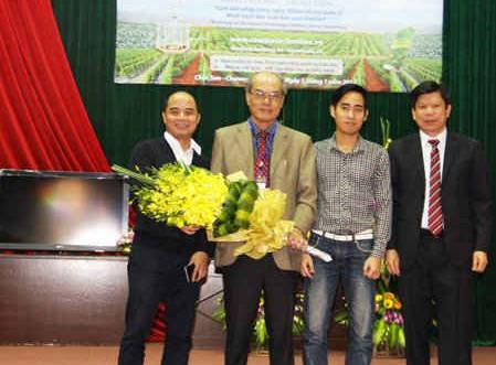 """Khai trương, trình diễn """"cụm giải pháp công nghệ iMetos hỗ trợ quản lý minh bạch sản xuất rau sạch VietGap"""""""