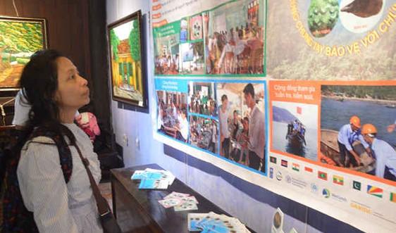 Quảng Nam: Triển lãm về kết quả các dự án bảo vệ hệ sinh thái Hội An