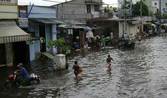 TP.HCM: Quản lý nguồn nước trong điều kiện BĐKH
