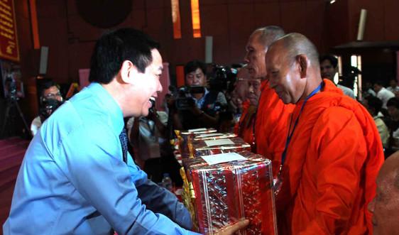 Tiếp tục quan tâm, chăm lo đời sống đồng bào Khmer