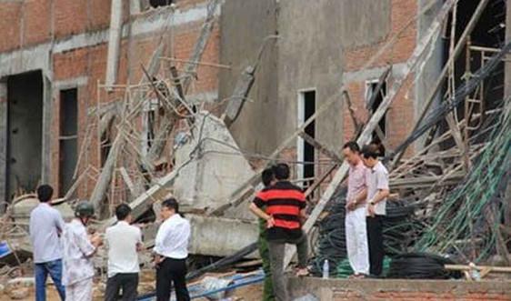 Hà Nội: Điều tra vụ ngã tử vong ở công trình trên phố Lê Văn Lương