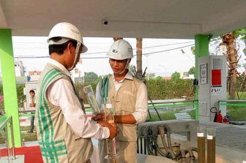 Xử lý ô nhiễm nước thải làng nghề