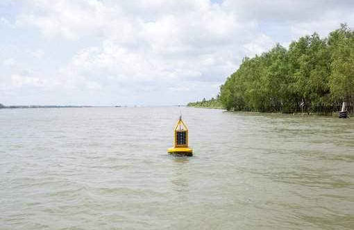 Công nghệ cao: Đột phá giám sát mực nước sông hồ