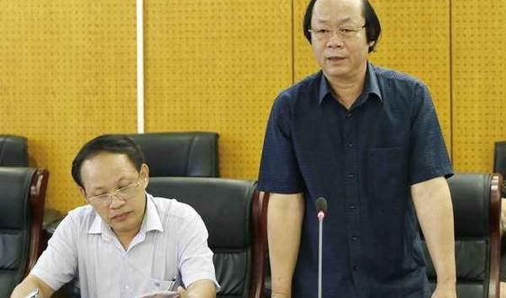 Họp Ban soạn thảo xây dựng Nghị định sửa đổi, bổ sung các Nghị định hướng dẫn thi hành Luật BVMT