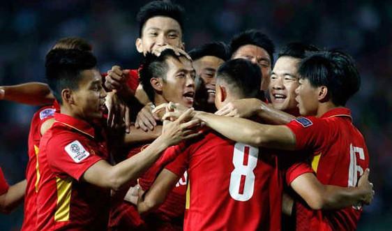 Việt Nam nhọc nhằn đánh bại Campuchia ở vòng loại Asian Cup 2019