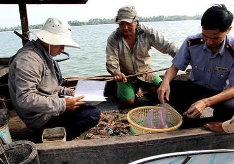 Hậu Giang: Nhiều giải pháp bảo vệ và tái tạo nguồn lợi thủy sản