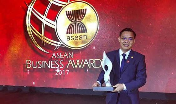 Tập đoàn BRG và ngân hàng Seabank được Hội đồng tư vấn kinh doanh Asean vinh danh giải thưởng quốc tế