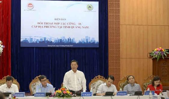 PPP - Mô hình thúc đẩy phát triển kinh tế