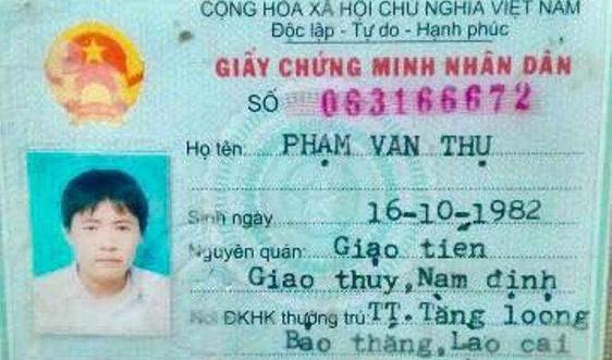 Lào Cai: Xuống suối rửa chân bị nước lũ cuốn trôi mất tích