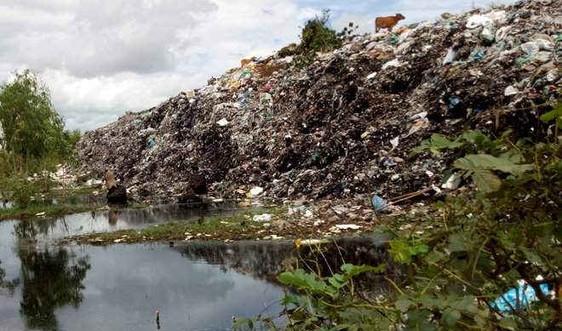 Quảng Bình: Bãi rác tự phát hơn mười năm gây ô nhiễm, dân bức xúc