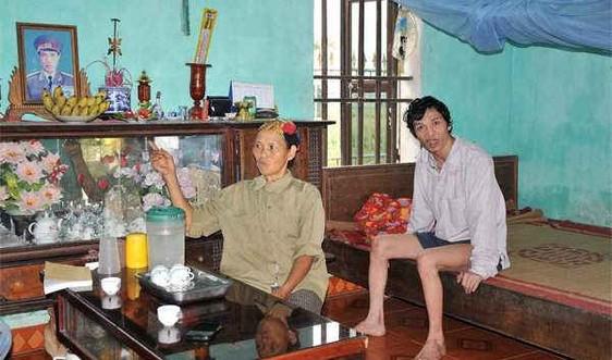 Nam Định: Nhọc nhằn một mình nuôi 3 con bị nhiễm chất độc da cam