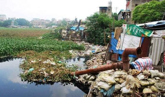 Khắc phục ô nhiễm sông hồ Hà Nội: Thiếu giải pháp bền vững