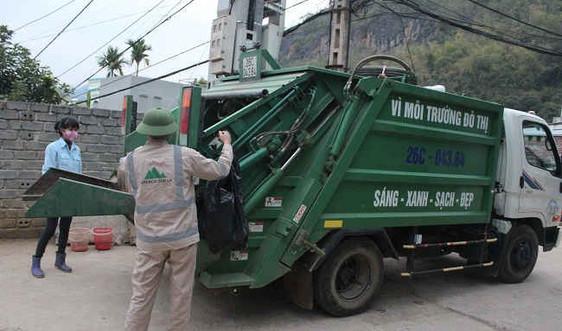 Sơn La: Quy định giá tối đa dịch vụ thu gom, vận chuyển rác thải sinh hoạt