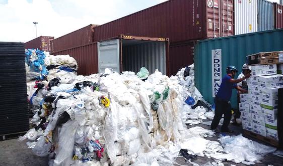 Quản lý chất thải nguy hại xuyên biên giới: Cần sự phối hợp liên quốc gia