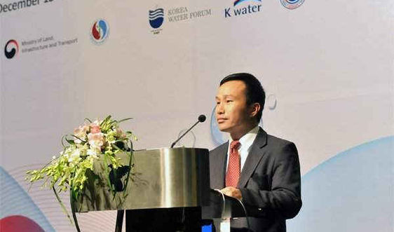 Quản lý nguồn nước thông minh thông qua hội nhập và hợp tác quốc tế