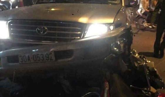 Tạm giữ hình sự tài xế gây nạn liên hoàn đường Nguyễn Chí Thanh
