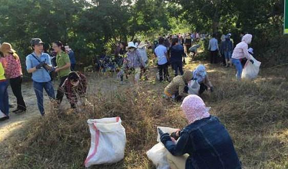 Đà Nẵng:  Tổng dọn vệ sinh môi trường đón Tết Nguyên đán Mậu Tuất