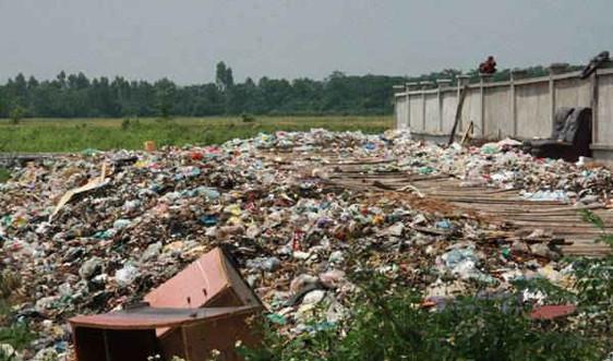 Vĩnh Phúc: Điểm tên các huyện thị mọc bãi rác tự phát