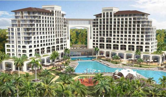 """Sẽ có """"tượng đài"""" về quản lý khách sạn thế giới cho FLC Quảng Bình?"""