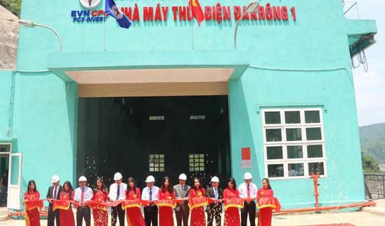 Quảng Trị: Khánh thành Nhà máy Thủy điện Đakrông 1