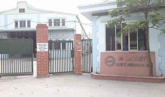 Hà Nội: Kiến nghị của các doanh nghiệp tại CCN Phú Minh là chính đáng, hợp lý!