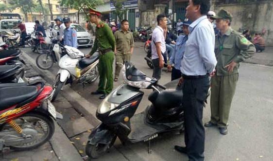Quận Hai Bà Trưng, Hà Nội – Quyết liệt với công tác giành lại vỉa hè