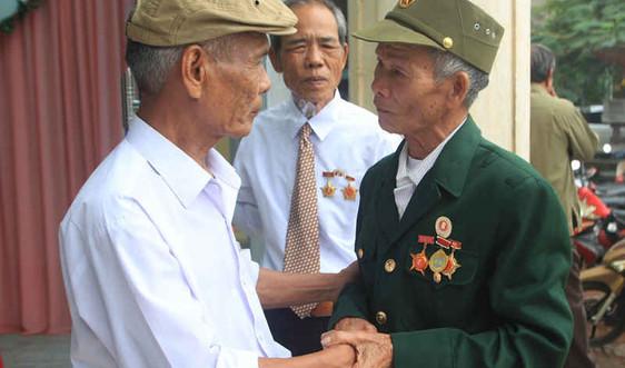 Hội tù Chính trị yêu nước tỉnh Quảng Trị gặp mặt kỷ niệm 45 năm ngày chiến thắng trở về