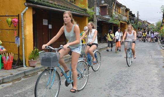 """Hội An: Dự án giao thông xanh đạt giải thưởng """"Giao thông đô thị toàn cầu"""""""