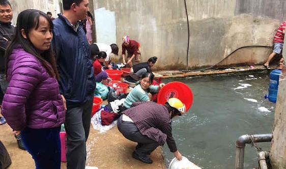 Sơn La: Không để tái diễn sự cố ngừng cấp nước sinh hoạt do ô nhiễm cà phê