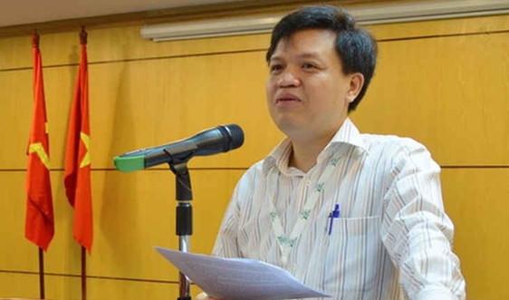 Ông Tạ Đình Thi giữ chức Tổng cục trưởng Tổng cục Biển và Hải đảo Việt Nam