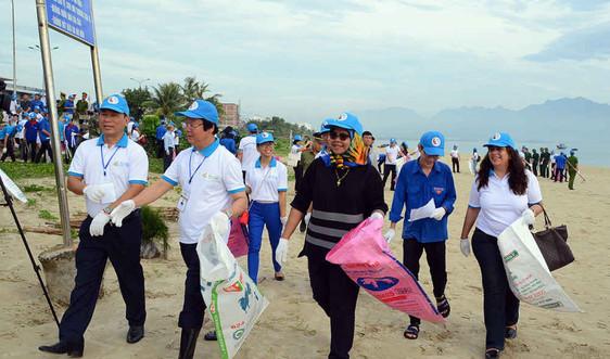 """Hơn 500 đại biểu tham gia Lễ phát động chương trình """"Chung tay bảo vệ đại dương"""""""