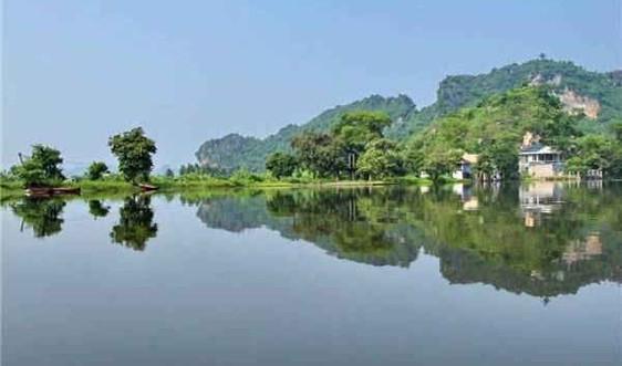 Hà Nội: Mực nước nhiều sông, hồ vượt ngưỡng thiết kế
