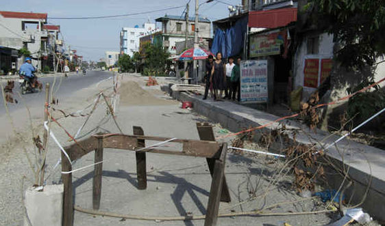 Huyện Hưng Hà (Thái Bình): Dự án cải tạo, nâng cấp Quốc lộ 39 mập mờ trong đền bù GPMB, gây bức xúc dư luận