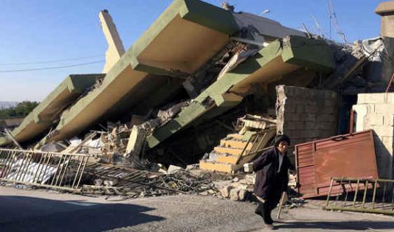 Động đất mạnh tấn công Tây Bắc Iran, 2 người chết, 241 người bị thương