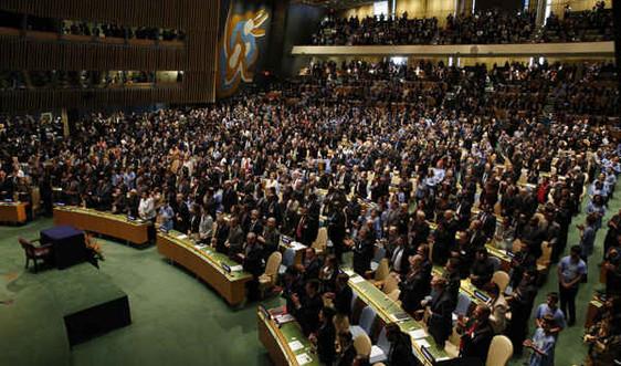Các nước Thái Bình Dương kêu gọi Mỹ trở lại Hiệp định Paris về chống BĐKH