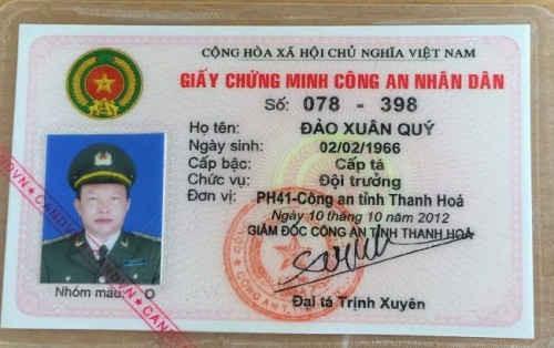 Thanh Hóa: Một Phó phòng công an tỉnh bị tố vay tiền không trả, lừa bán đất