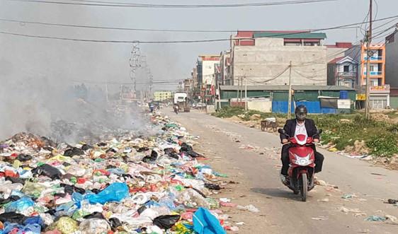 Bế tắc xử lý rác thải nông thôn