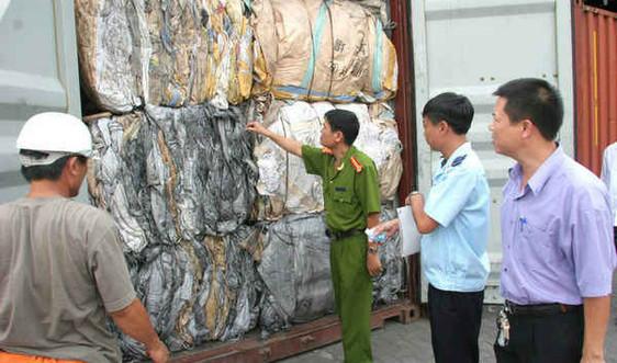 Giải quyết phế liệu nhập khẩu tồn đọng: Sau chỉ đạo của Chính phủ, các Bộ ngành khẩn trương vào cuộc