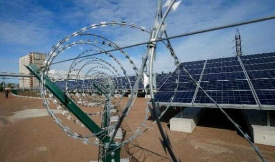 Ba thập kỷ sau thảm họa hạt nhân, Chernobyl bắt đầu sử dụng năng lượng mặt trời