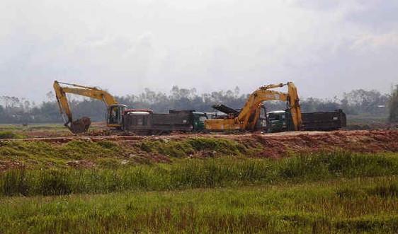 Hà Tĩnh: Quy định cụ thể mức hỗ trợ khi Nhà nước thu hồi đất