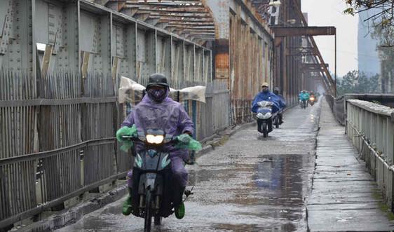 Thời tiết ngày 16/10: Không khí lạnh gây mưa, miền Bắc chuyển lạnh