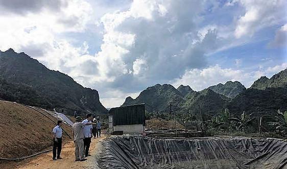 Sơn La: Khẩn trương triển khai phương án cắm mốc hành lang bảo vệ nguồn nước sinh hoạt