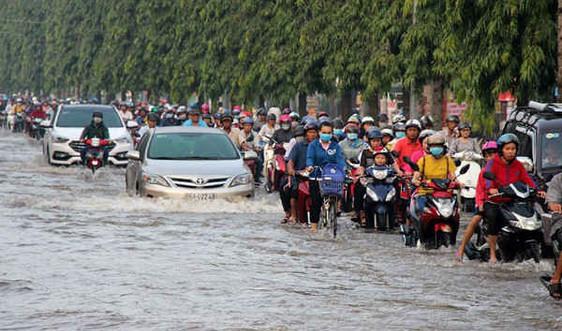 Chống ngập đô thị ở Đồng bằng sông Cửu Long: Không thể luẩn quẩn với chuyện đê bao