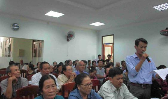 Dự án Đường Hoàng Văn Thụ (TP Quy Nhơn) nối dài: Không giải quyết dứt điểm sẽ tạo thành điểm nóng