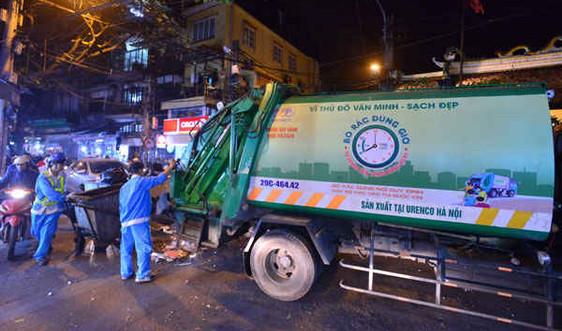 Hà Nội: Sử dụng tiền phí thu gom rác của người dân như thế nào?