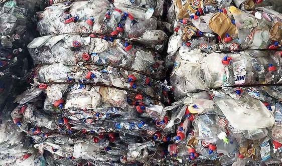 Hải Phòng: Kiểm tra việc nhập khẩu trái phép phế liệu công nghiệp - rác thải bẩn