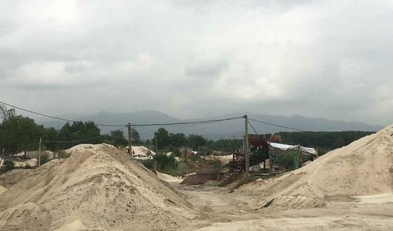 Quảng Ninh: Tăng cường quản lý khai thác cát, sỏi