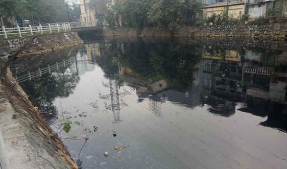 Sở Xây dựng Hà Nội phản hồi Bài viết ô nhiễm hồ Trúc Bạch